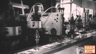 8/13 Советская хроника 1977 -  Часовой Завод РАКЕТА  1977